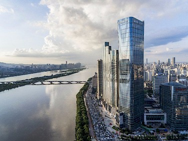 GRAN HYATT CHANGSHA (CHINA)